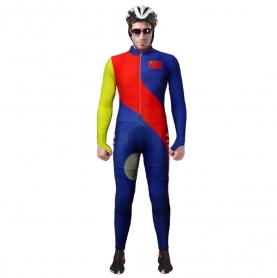 康美服装讲堂:自行车骑行服选择的技巧