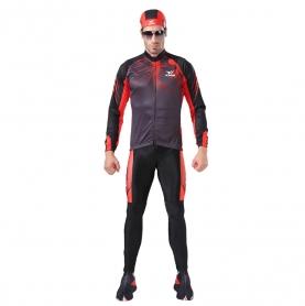 详述自行车骑行服的各种作用