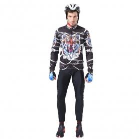 弘奥服装:定做自行车骑行服有什么注意事项
