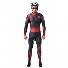 自行车骑行服的必要性及骑行服设计