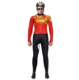 自行车骑行服设计对骑行者起到了什么好处?